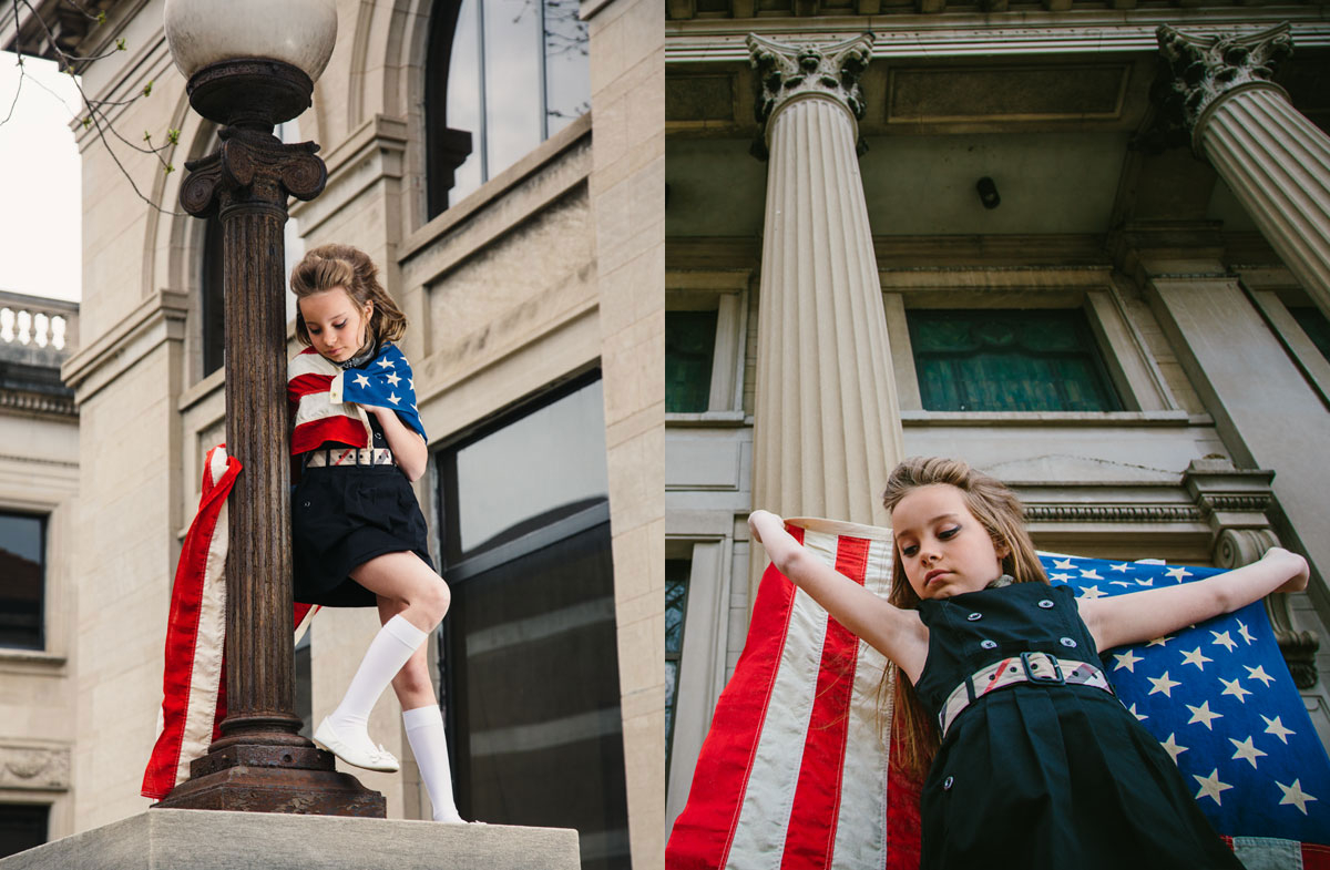 teslyn-american-flag-editorial-child-model-burberry-dress